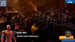 Being very heroic | !Marvel | #ad