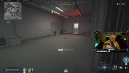 Whose drop shot is better?