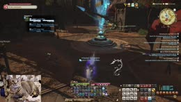 [Crystal] farming dat moogle money...also leveling whm and dragoon? Learning how to heal some more?