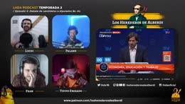 LHDA Podcast: Debate Diputados Buenos Aires con Tipito Enojado