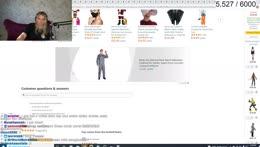 STREAM PICKS MY COSTUME | !po !youtube !reddit