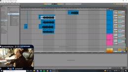 Shooting music video (lots of flashing lights)