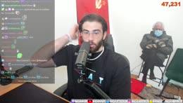 Hasan gets Silenced