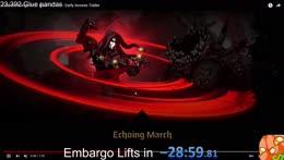 Darkest Dungeon 2 EARLY ACCESS STREAM!!!!