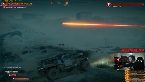 Bethesa e o bug do limbo no deserto