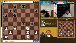 Champions Showdown: Chess9LX | Tag 2 | Jan kommentiert