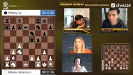 Champions Showdown: Chess9LX | Tag 3 | Josefine und Sonja kommentieren