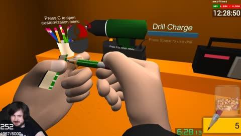 21+ HOUR SELLOUT-A-THON  Pencil Sharpening Simulator   !marathon !plg !250