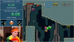 Got the sub hour PMW! PB is 54:26! More Mario and Megaman today