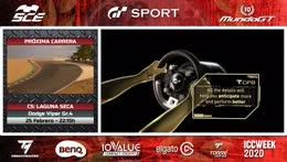 #SCE GT Sport - Ronda 3: Dragon Trail (Gr.A)