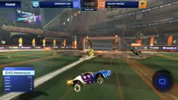 RelatingWave off the wall into a dummy that fools the entire defence