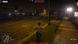 gang banger bmx rider
