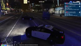 responding to shots fired during traffic stop