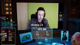 Wubby the handsome boi