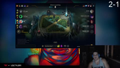 loltyler1 - tyler1 most watched 2020