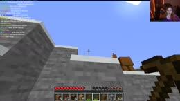 Minx vs. Llama but both it's just Minx getting intimidated