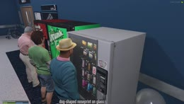 Fingle meets the snack machine