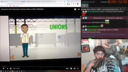 Hasan did NOT say that Full context about I will Fire u for Unionizing.