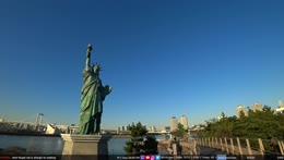 Statue of Liberty + Vaporwave