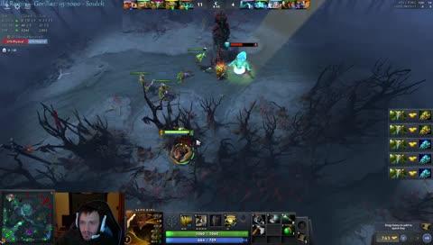 monkeys_forever - monkeys hunts down a Morph
