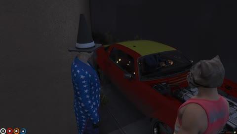 RIP Kevin Whipaloo's car