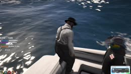 Crazy new fishing style