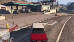 Gas Station Massacre