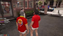 Rob and Sassy, one of the best duos in Burger Shot