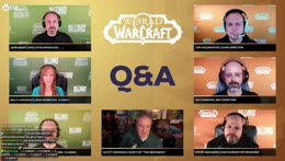 Esfand on the Blizzard Q&A