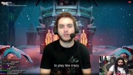 Esfan reading subtitles