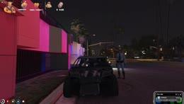 Shadowlord cumshots a cop