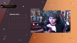 summit about chat instigating the drama with xqc