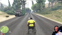 Wheelchairs are awesome