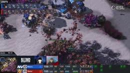 Starcraft 2 Maru Lands a Huge Nuke In ESL Katowice