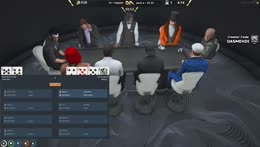 Poker Bug--OTT didn't get the money.