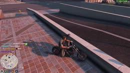 Bogg's bike pile