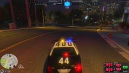 POLICE RADIO LULW