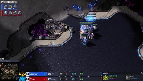Astrea goes FULL SEWER MERMAID