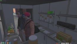 Donut salesmen