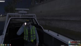 Are you on f****** boat patrol?