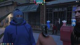 Randy Loses It and Kills CG