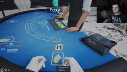 Whippy casino POG reaction