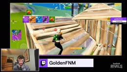 GoldenFNM closes out the finals with a Victory Royale