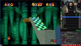 new timesave discovered in SM64 16 star speedruns