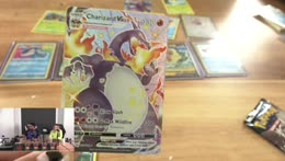 Nmplol spits and devalues Charizard V MAX!!!!!!!