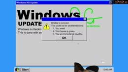 Windows is Broken, Please reinstall windows