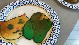 The pancake exhibition