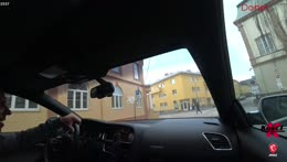 Roasted by Knut for having no car