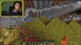 Danny makes a villager noise
