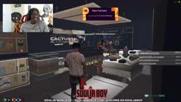 Soulja Interview PT 1